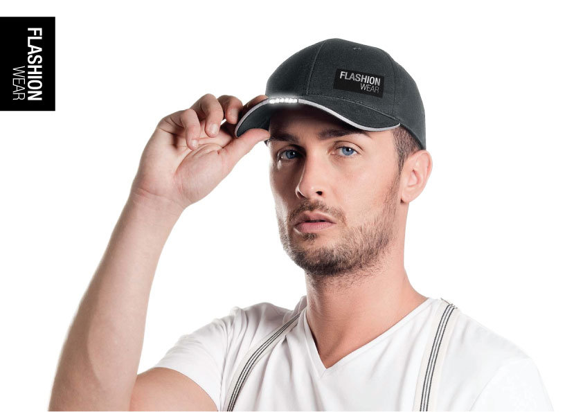 Cepure ar lukturīti