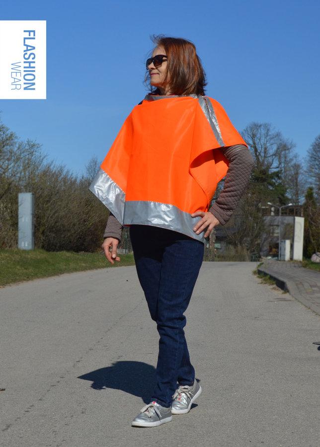 Atstarojošais Apmetnis - Neona oranžš