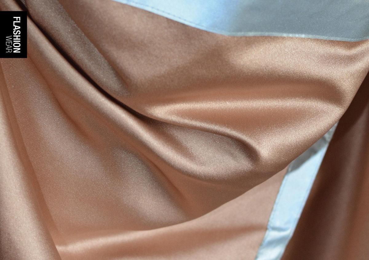 Atstarojoša jaka - Bronzas nokrāsā