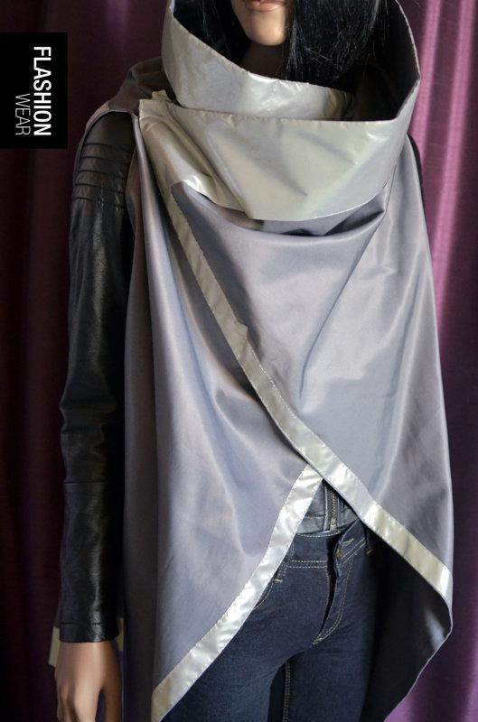 Atstarojoša veste - Pelēka (seši vienā)