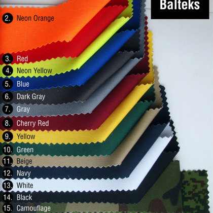 "Water-ressistant fabric ""Balteks"""