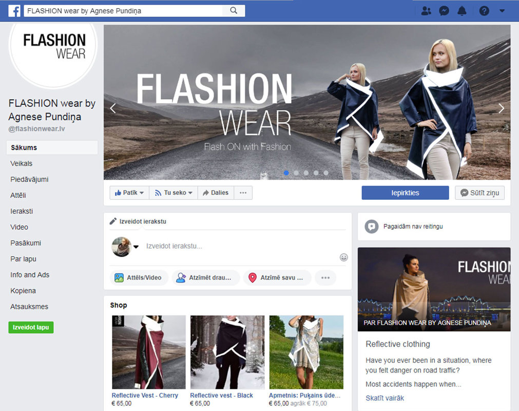flashion wear fb page