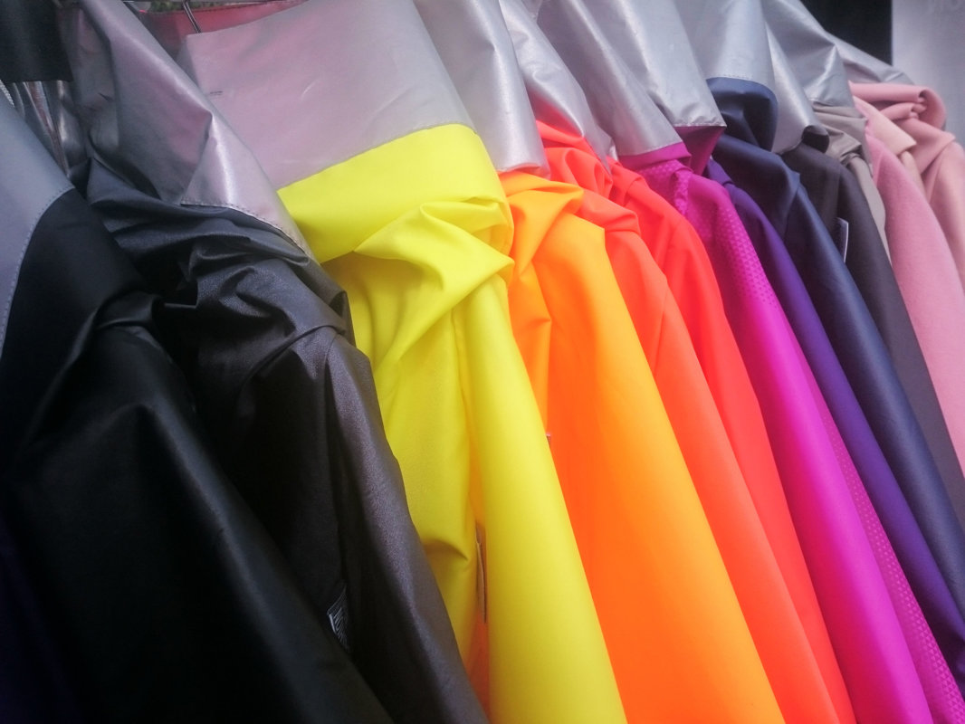 FLASHION WEAR reflective vests, jackets and rain coats